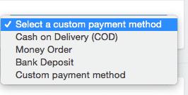 andre betalingsløsninger shopify