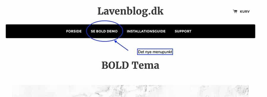menupunkt-BOLD-theme